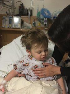 pediatric sedated scans