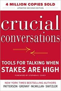 Crucial Conversations for special needs